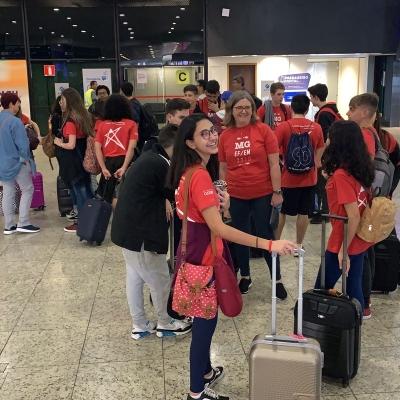2019_11_05 - Viagem Cultural Minas Gerais 9º ano e 1ª série EM09