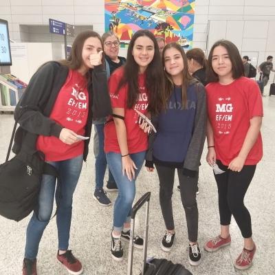 2019_11_05 - Viagem Cultural Minas Gerais 9º ano e 1ª série EM11