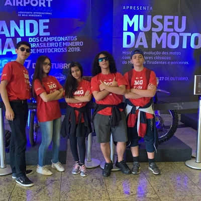 2019_11_05 - Viagem Cultural Minas Gerais 9º ano e 1ª série EM14
