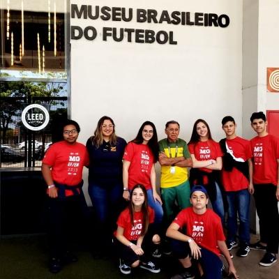 2019_11_05 - Viagem Cultural Minas Gerais 9º ano e 1ª série EM16