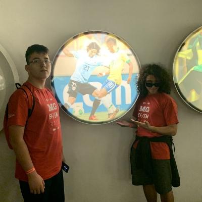 2019_11_05 - Viagem Cultural Minas Gerais 9º ano e 1ª série EM49