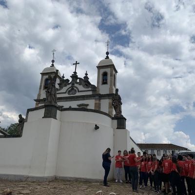 2019_11_05 - Viagem Cultural Minas Gerais 9º ano e 1ª série EM57