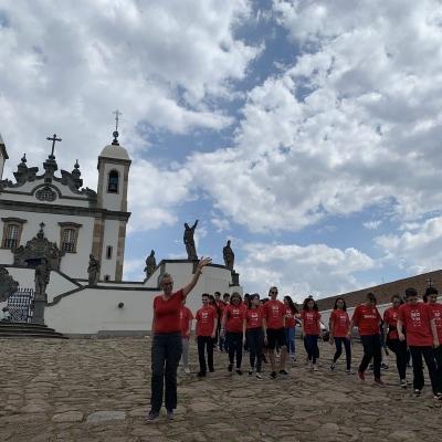2019_11_05 - Viagem Cultural Minas Gerais 9º ano e 1ª série EM58