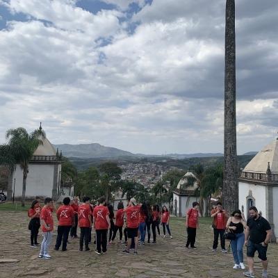 2019_11_05 - Viagem Cultural Minas Gerais 9º ano e 1ª série EM62