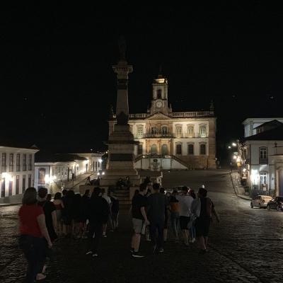2019_11_05 - Viagem Cultural Minas Gerais 9º ano e 1ª série EM69