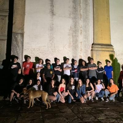2019_11_05 - Viagem Cultural Minas Gerais 9º ano e 1ª série EM71