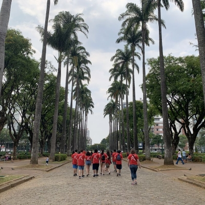 2019_11_05 - Viagem Cultural Minas Gerais 9º ano e 1ª série EM81