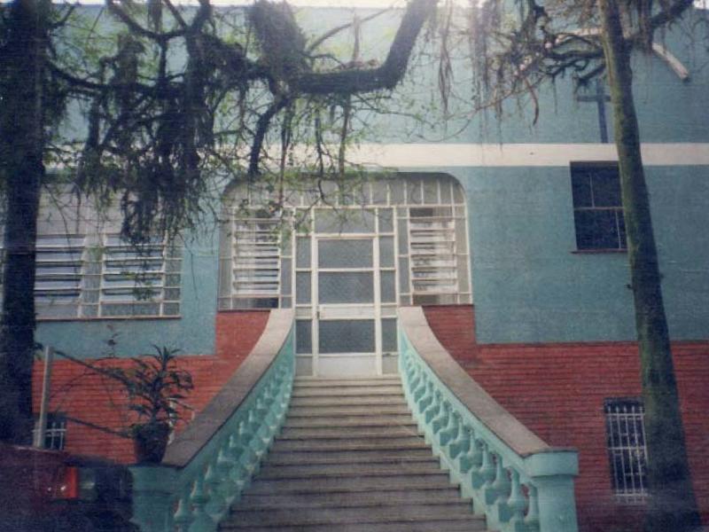 Entrada da Casa Provincial.
