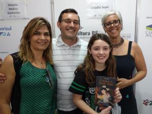2018_11_22- 6º ano-Autora Cláudia Sepé