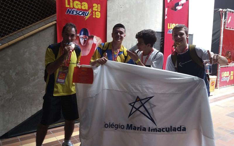 2019_10_07 - Liga Nescau 2019_0000_Tênis de Mesa INFANTIL masc
