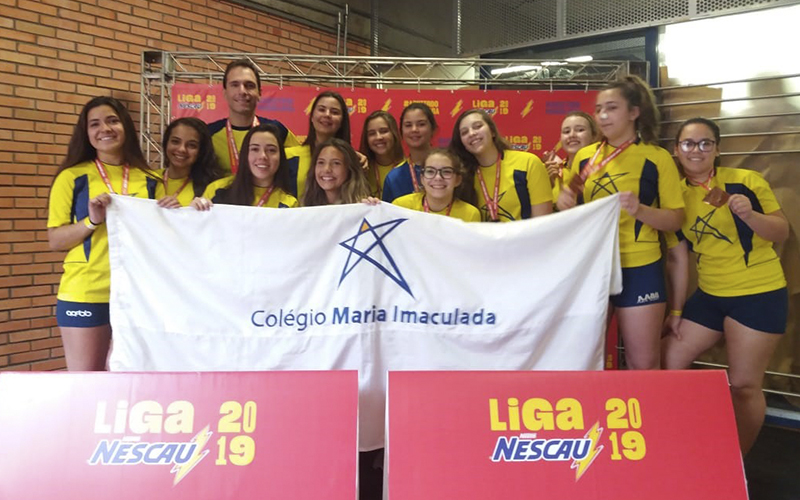 2019_10_07 - Liga Nescau 2019_0002_Handebol INFANTIL fem. 3° Lugar