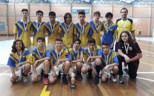2019-11-12 - Premiação Futsal