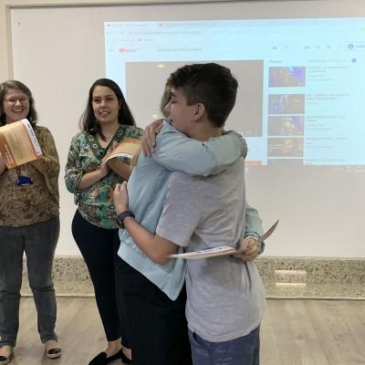 2019_07_01 - Menção honrosa 14ª Olimpíada de Matemática01